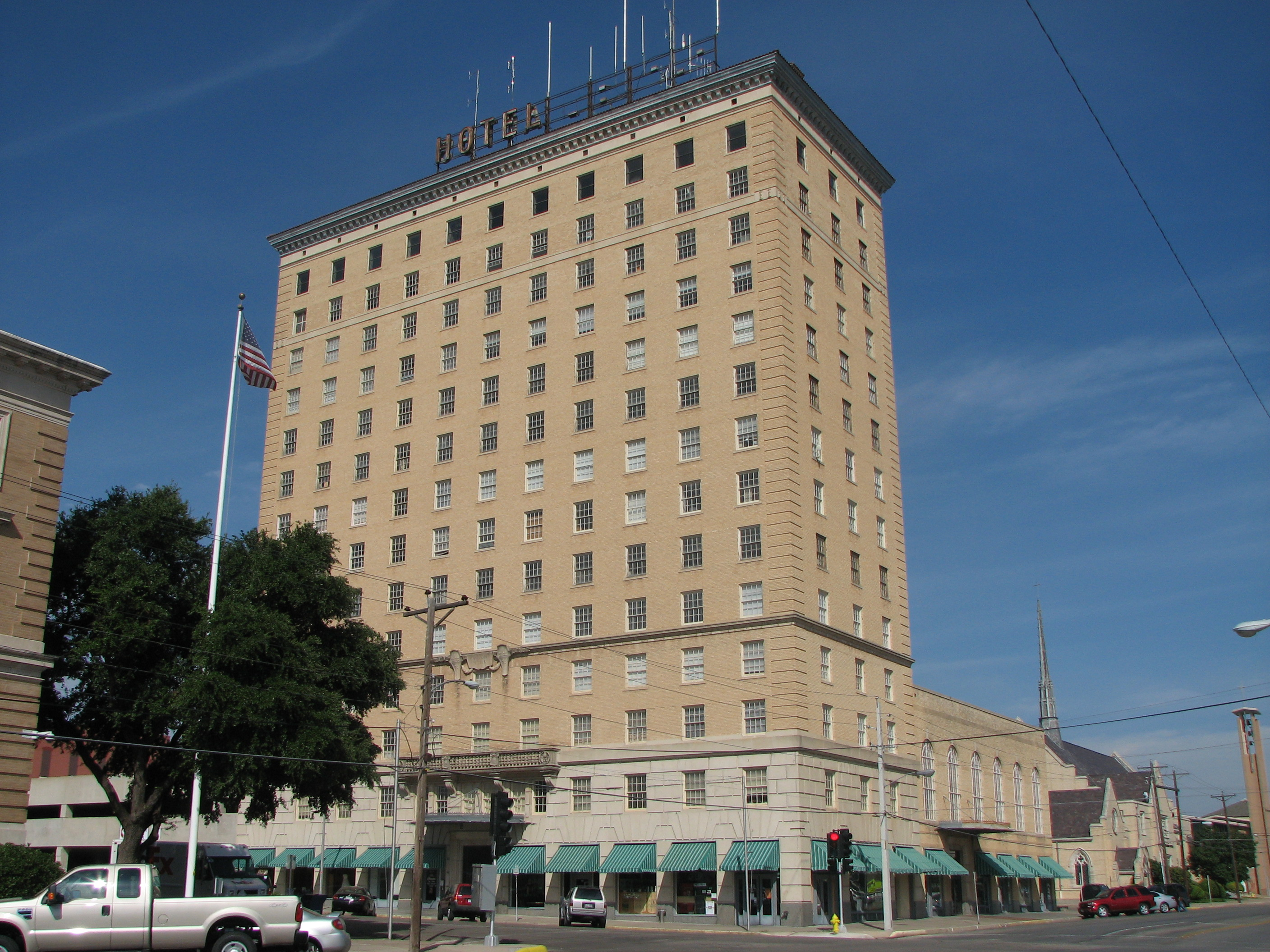 San Angelo 6 Locations Cactus Hotel